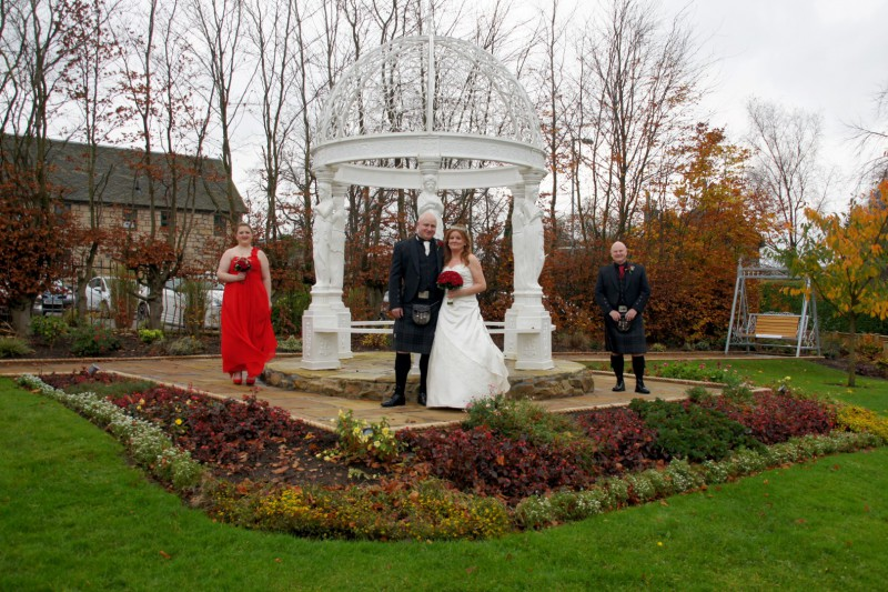 Bridal Party Gazebo